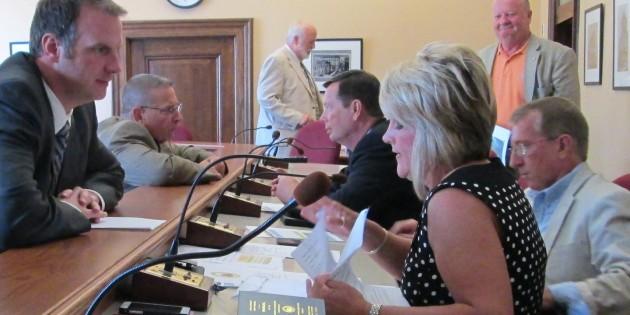 Legislative Interim Hearings