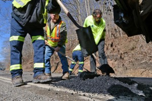Justice signs 'landmark' bill raising funds for highways