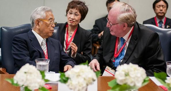 Rockefeller to receive prestigious Japanese award