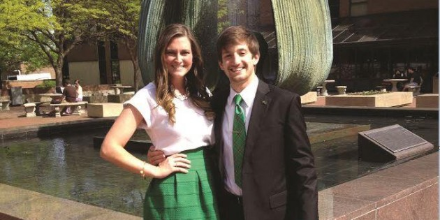 New Marshall students leaders sworn into office