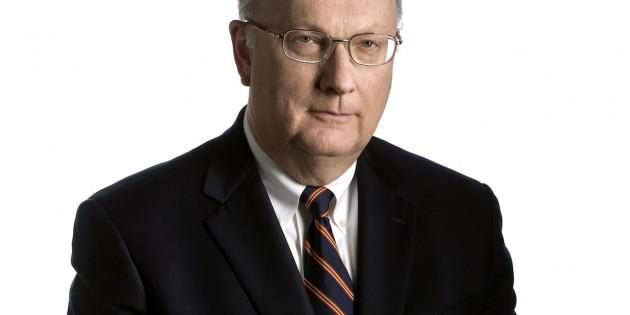 Newspaper veteran Timothy M. Kelly representing AARP at Convention 2014