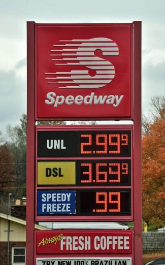 Gas Prices In West Virginia >> West Virginia Gas Prices Fall Below 3 West Virginia Press