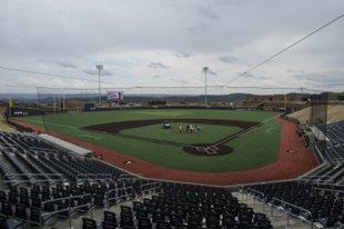 New ballpark to deput with WVU-Butler game - West Virginia Press