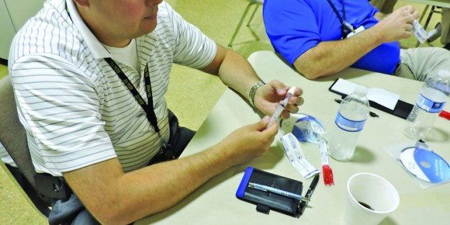 W.Va. trainers learn to administer overdose med