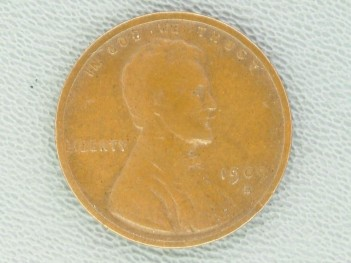 Charleston Gazette courtesy photo The state Treasurer's Office plans to auction a rare penny during its next online auction.