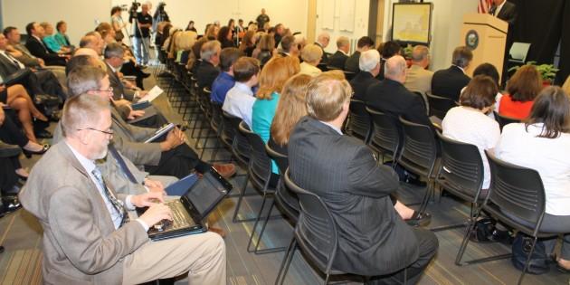 Gov. Tomblin: Statewill meet workforce needs