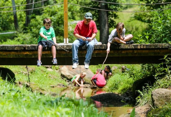Huntington farm museum offers 'way back' days