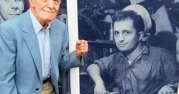 Photo of W.Va. veteran prominent in Calif. museum