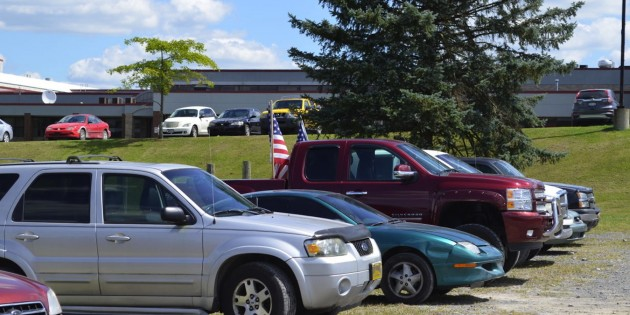 Confederate Flag controversy comes to Preston County, Five high school students asked to remove Confederate flags from vehicles by Principal