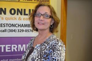 Preston Chamber Executive Director Sheila G. Haney