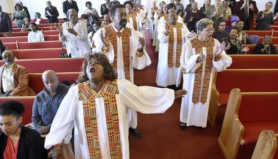 Beckley church celebrates Black History Month