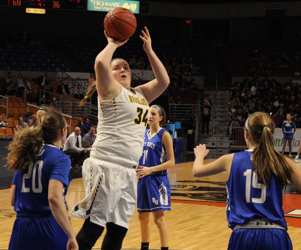 WVSSAC Girls State Basketball Photos