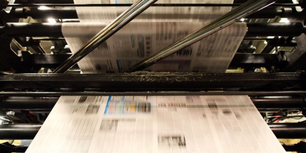 Charleston Newspapers to print Herald-Dispatch