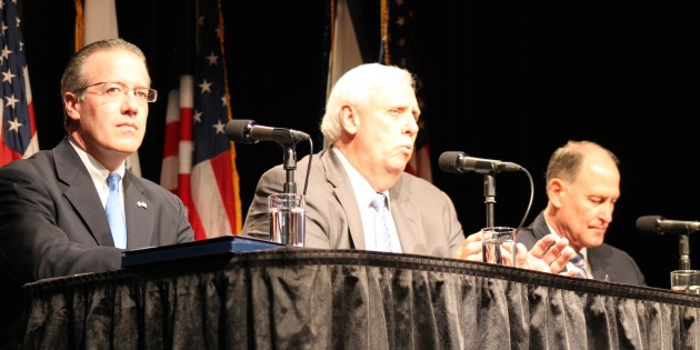 Gubernatorial hopefuls share their visions for future of W.Va.