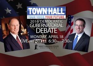Fox Democratic Gubernatorial Debate