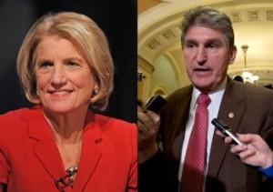 Manchin remains opposed to Senate GOP health plan, Capito still mum
