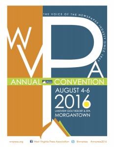 2016 WVPA Convention program