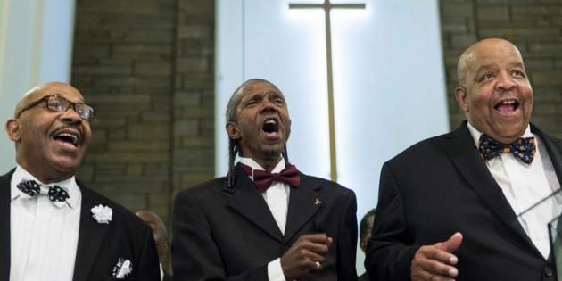 Charleston's famed MLK chorus celebrates 20 years