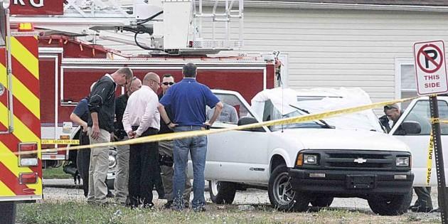 Double suicide follows homicide in Parkersburg