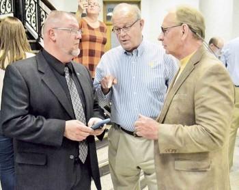 Wood County voters OK $41M school bond issue