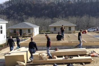Hope Village rises in White Sulphur Springs