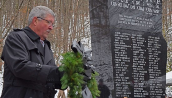 Service held for '68 Farmington mine disaster