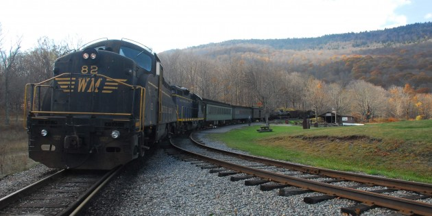 WV to get another Santa-themed train excursion