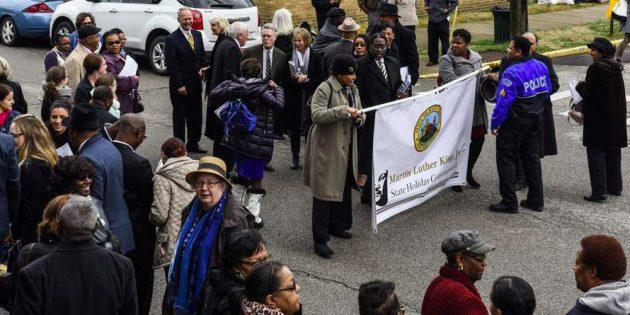 MLK Day celebrated in Charleston