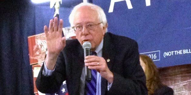 Bernie Sanders plans return visit to McDowell
