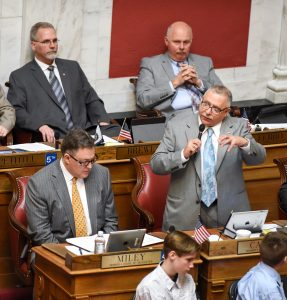 House stopped SB 412, attempt to limit public disclosure