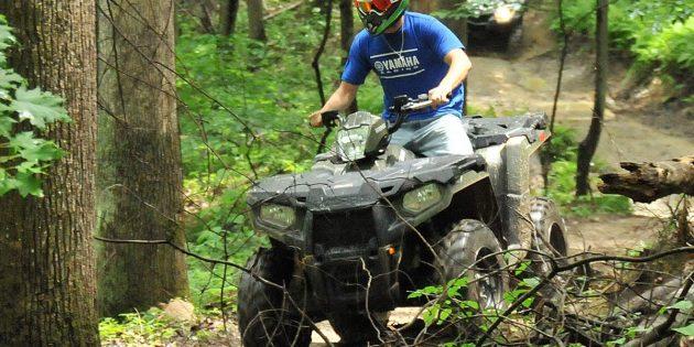 WV governor takes flak for ATV trail veto