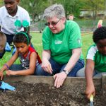 Boys and Girls Club of Huntington celebrates Earth Day