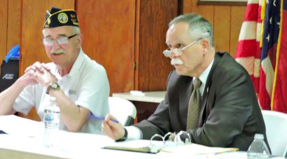 Education, health care among top concerns for veterans
