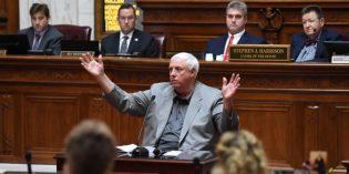 Relationship remains strained between Justice, Legislature
