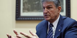 Manchin pens letter to Trump seeking preservation of drug office