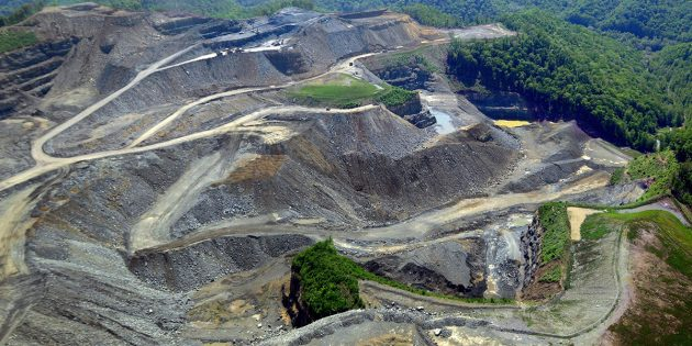 WV groups hope study leads to end of mountaintop removal mining