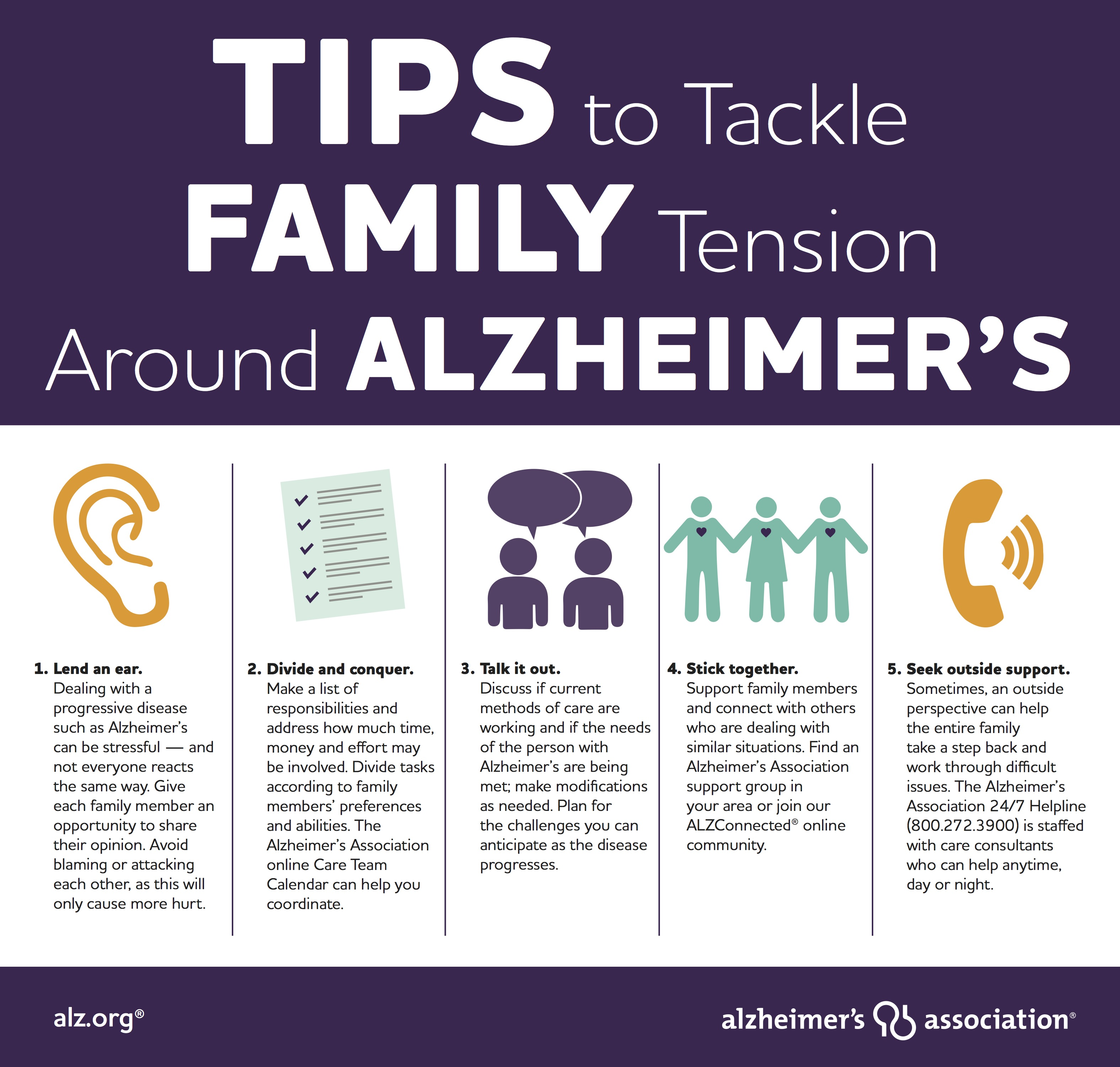 """The """"Invisible Second Patients:"""" How Alzheimer's Effects the Entire Family"""