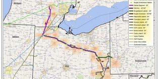 DEP orders halt to Rover Pipeline construction