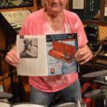 Mingo County native recorded with Jimi Hendrix