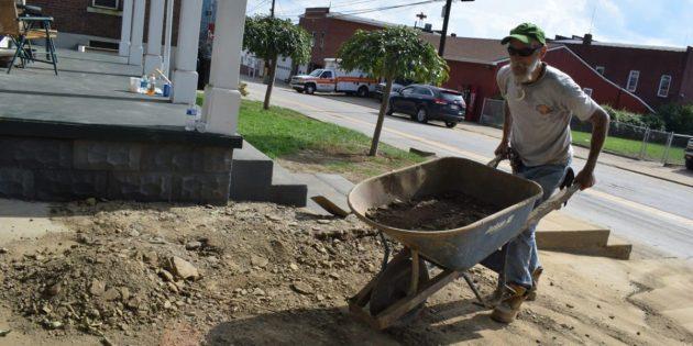West Virginia Gov. Jim Justice seeks disaster declaration for flood-ravaged areas