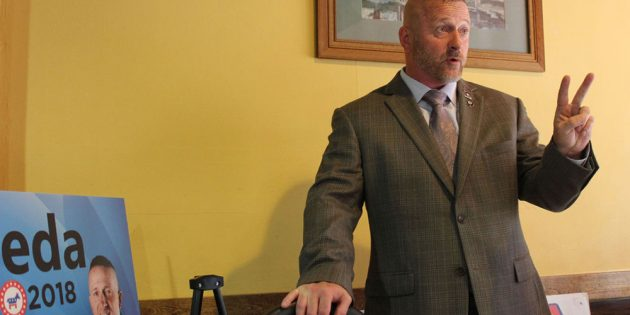 W.Va. Sen. Ojeda tackles issues facing the Mountain State