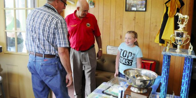 Rainelle 4th grader serves as Honorary Ag Commissioner