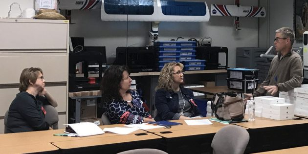 NASA IV&V Educator Resource Center passes STEM knowledge to teachers state-wide