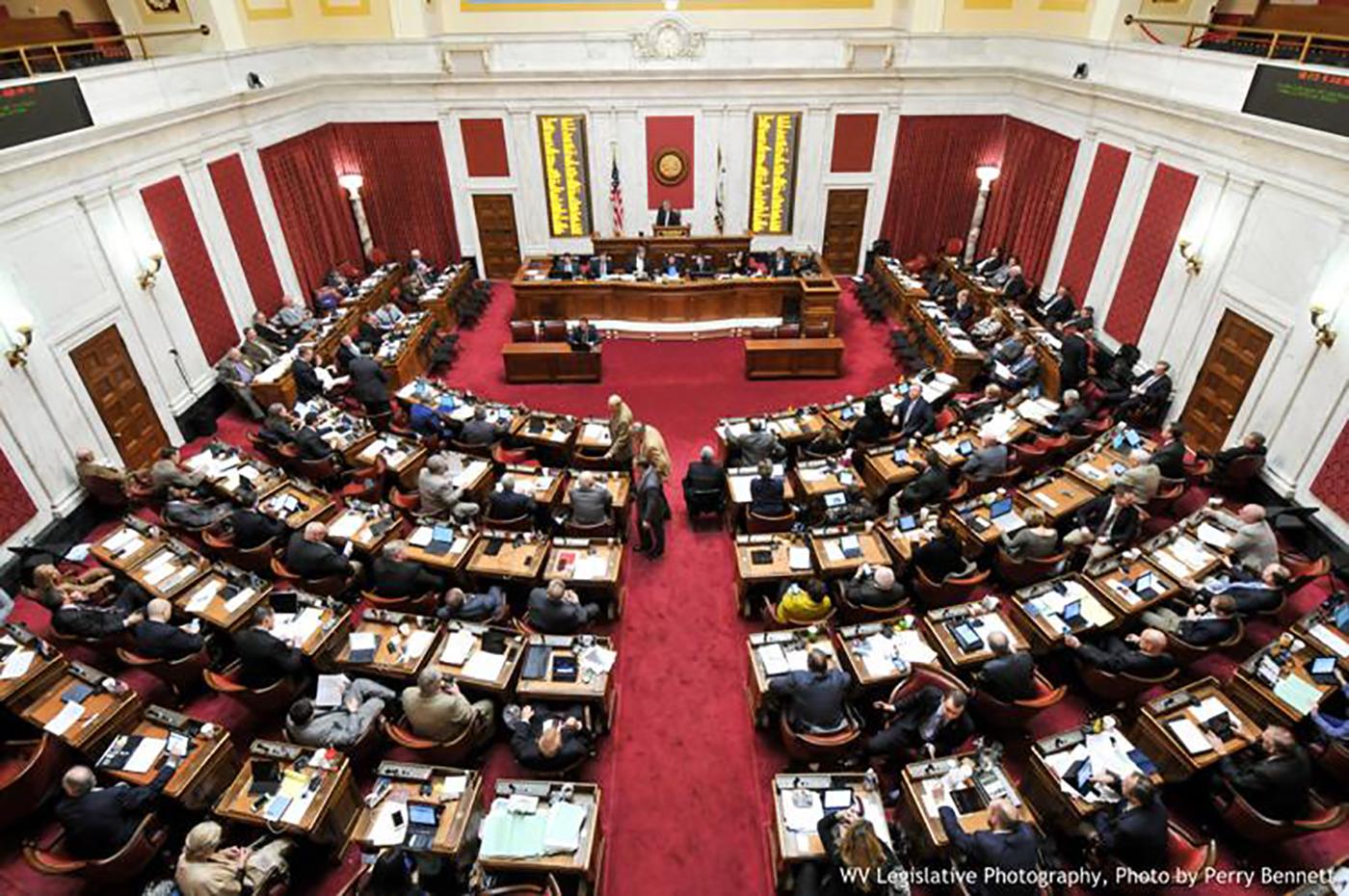 A closer look at WV's legislative elections - West Virginia Press