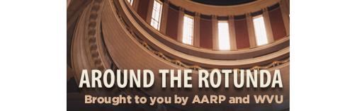 Around the Rotunda: Legislative, committee schedule for Tuesday, Feb