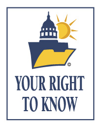 Sunshine Week: It's always your right to know